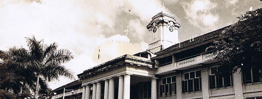 Key Milestones - Singapore General Hospital