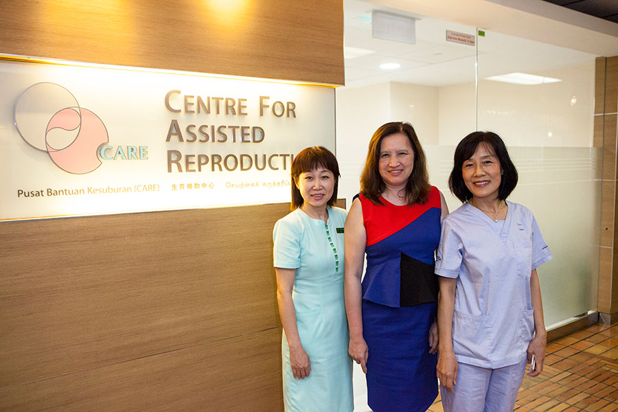 Centre for Assisted Reproduction (CARE) - SGH