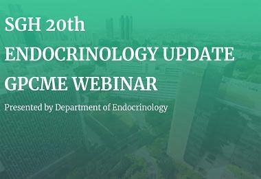 20th Endocrinology GPCME Webinar (Part 1)