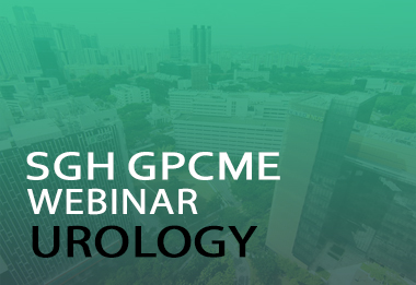 SGH GPCME Webinar Urology
