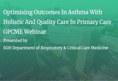 Optimising Outcomes In Asthma With Holistic And Quality Care In Primary Care