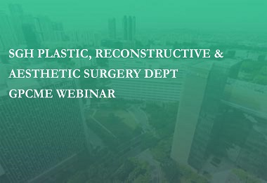 Plastic Reconstructive and Aesthetic Surgery May 2021