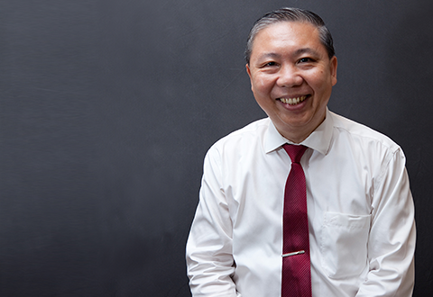 Building on the legacy of Prof Seah Cheng Siang