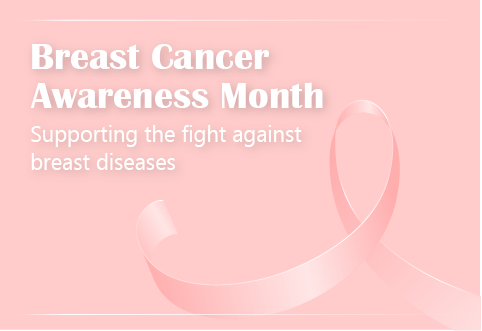 Research supporting the fight against breast diseases