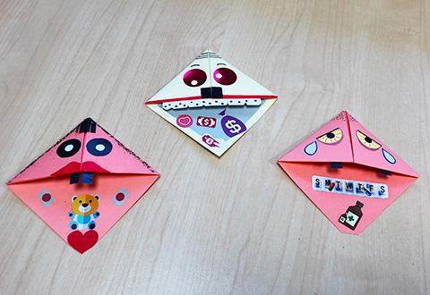 Zero Waste Origami