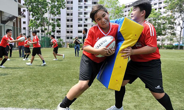 because they worry about brain injuries from these contact sports. Doctors say the fast pace of such sports means that those who suffer concussion on the field could be missed, but they add that early diagnosis and proper treatment can help athletes return to sports safely.ST FILE PHOTO