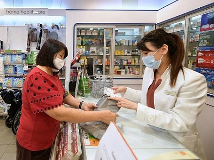SGH patients can collect meds from 11 Guardian stores