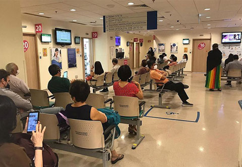 New AI scheduling system to shorten waiting times at SNEC by up to half