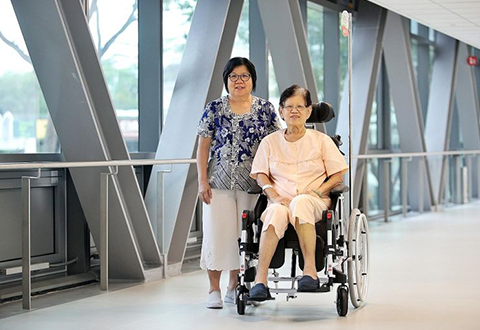 Community hospital opens next to SGH in Outram