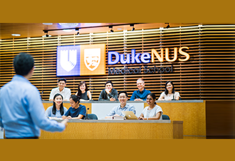 Duke-NUS PhD programme in Clinical Sciences to develop Clinician Scientists and leaders in translational research