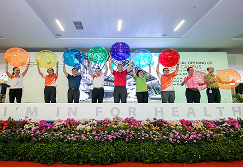 SKH Campus Official Opening