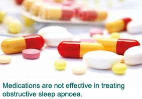 Medications Sleep Obstructive Apnoea Singapore General Hospital