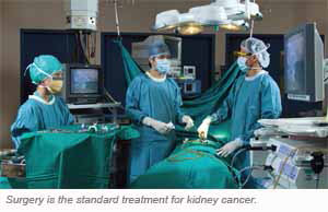 Kidney Tumour Removal Surgery Singapore General Hospital