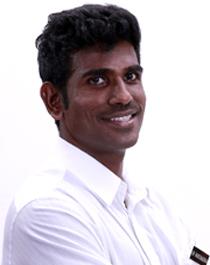 Dr Ravichandran Nadarajah