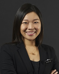 Dr Denise Tan Yan from Sengkang General Hospital