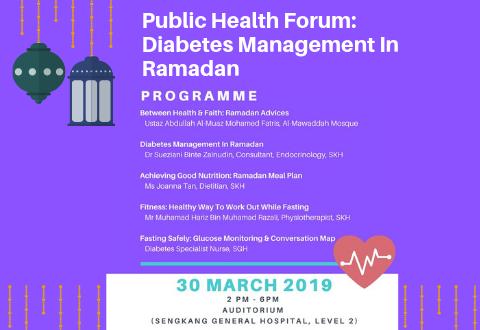Diabetes Management In Ramadan