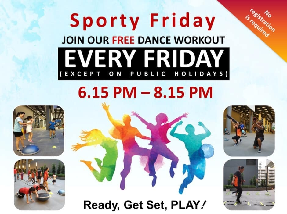 Sporty Friday